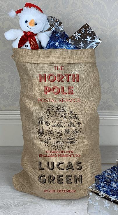 North Pole Postal Service