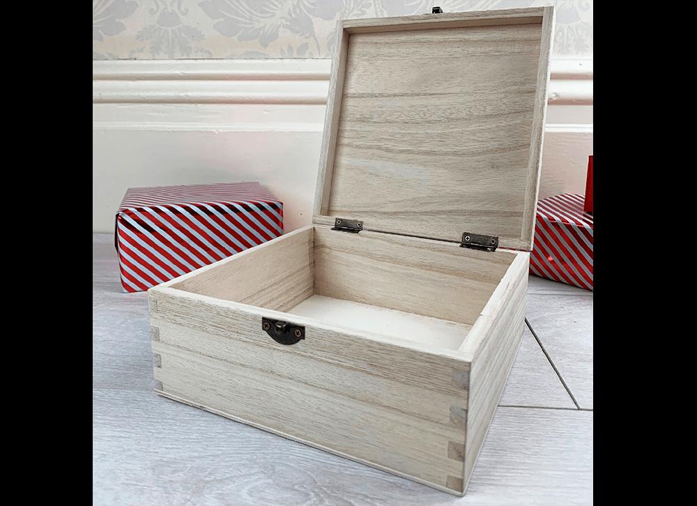 North Pole Box